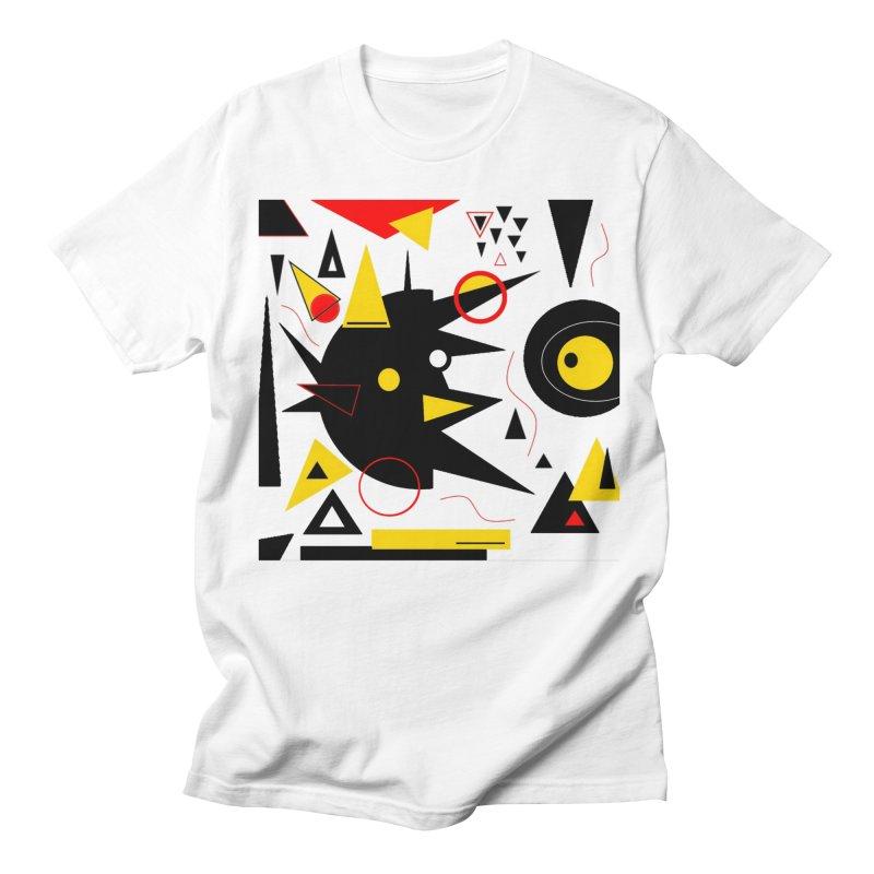 SoFarOffTrack Men's T-Shirt by Lady Ls Designs Artist Shop