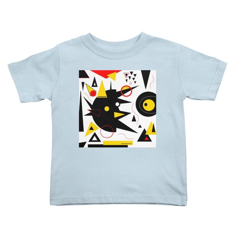 SoFarOffTrack Kids Toddler T-Shirt by Lady Ls Designs Artist Shop