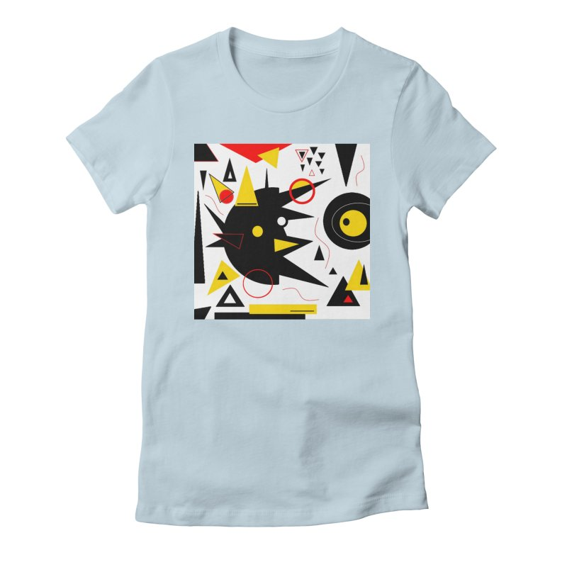 SoFarOffTrack Women's T-Shirt by Lady Ls Designs Artist Shop