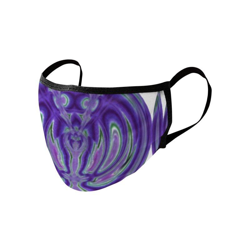 Eresus Cinnaberinus Accessories Face Mask by Lady Ls Designs Artist Shop