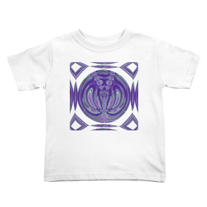 Eresus Cinnaberinus Kids Toddler T-Shirt by Lady Ls Designs Artist Shop