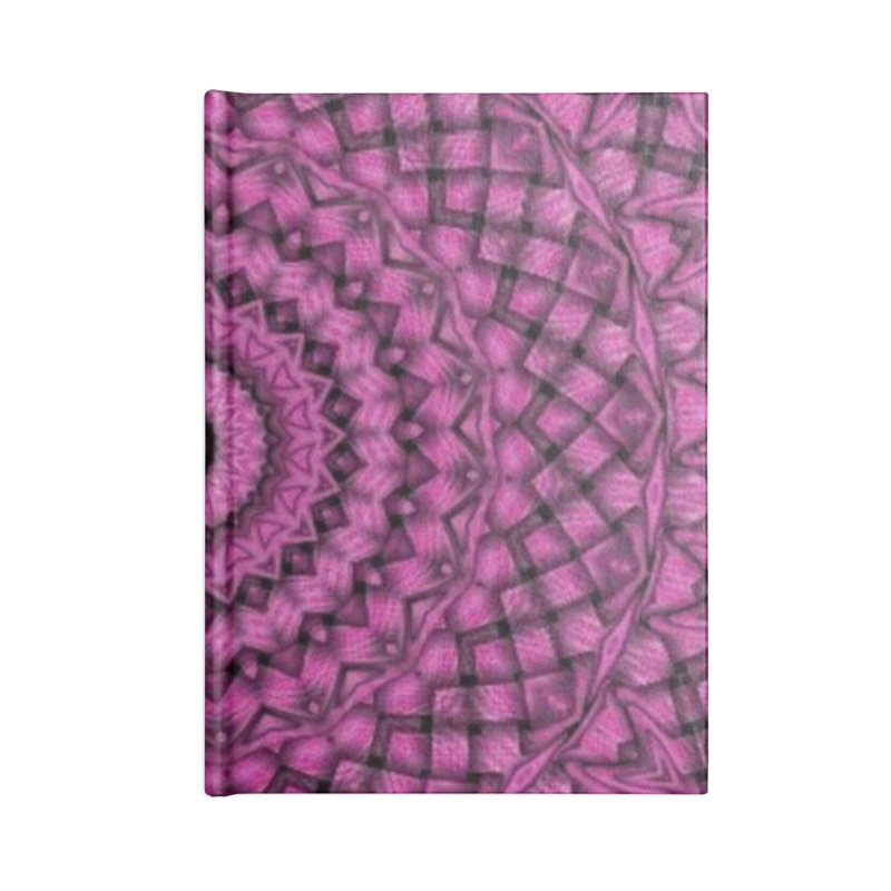 Armure Rose Accessories Notebook by Lady Ls Designs Artist Shop