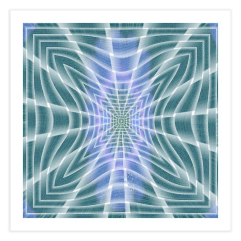 Aquamatic Home Fine Art Print by Lady Ls Designs Artist Shop