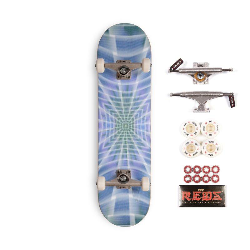 Aquamatic Accessories Skateboard by Lady Ls Designs Artist Shop