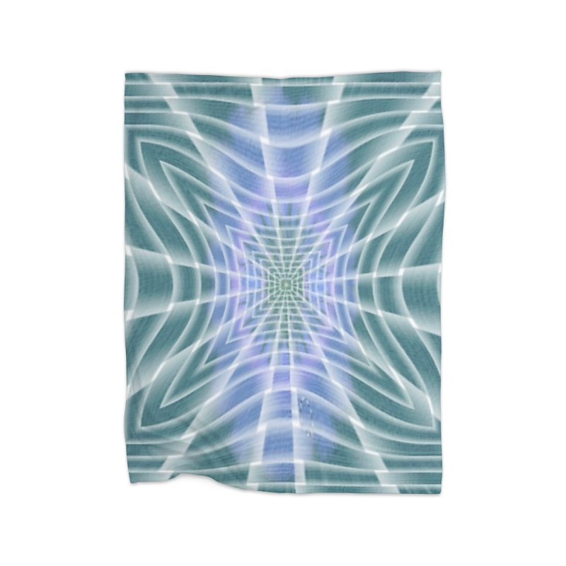 Aquamatic Home Blanket by Lady Ls Designs Artist Shop