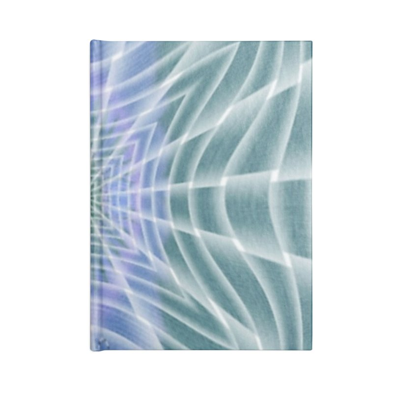 Aquamatic Accessories Notebook by Lady Ls Designs Artist Shop