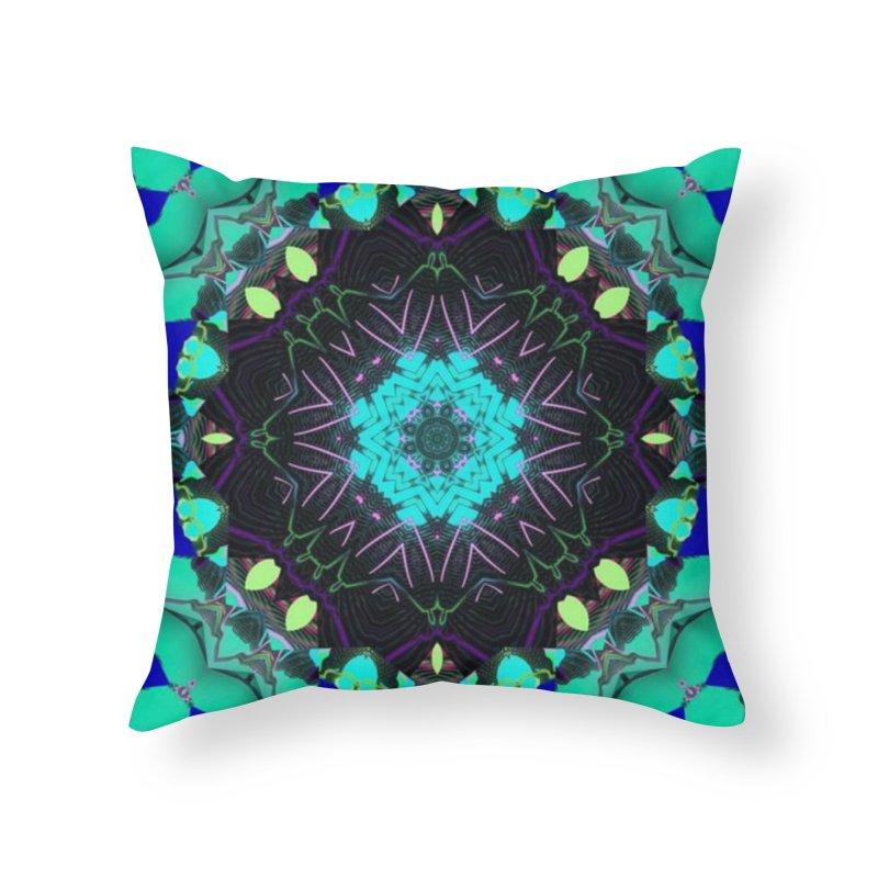 Alaskan Star Home Throw Pillow by Lady Ls Designs Artist Shop
