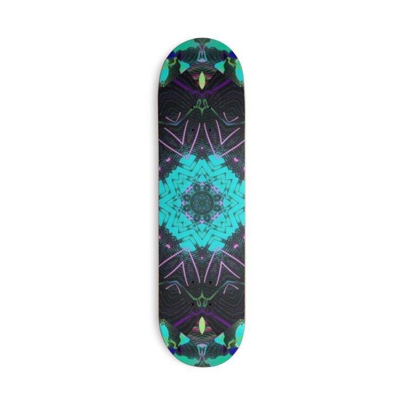 Alaskan Star Accessories Skateboard by Lady Ls Designs Artist Shop