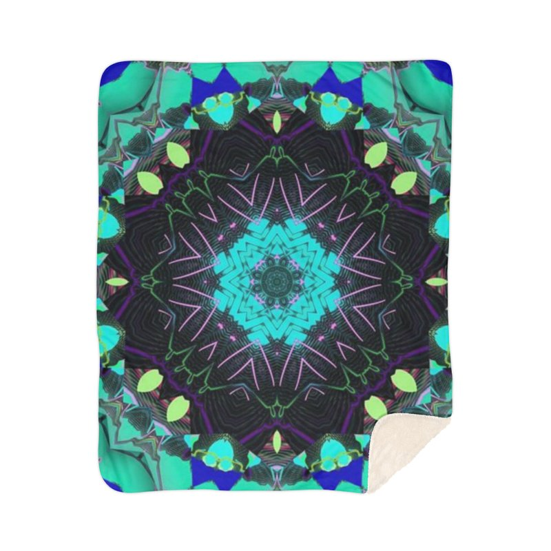 Alaskan Star Home Blanket by Lady Ls Designs Artist Shop