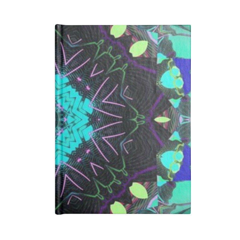 Alaskan Star Accessories Notebook by Lady Ls Designs Artist Shop