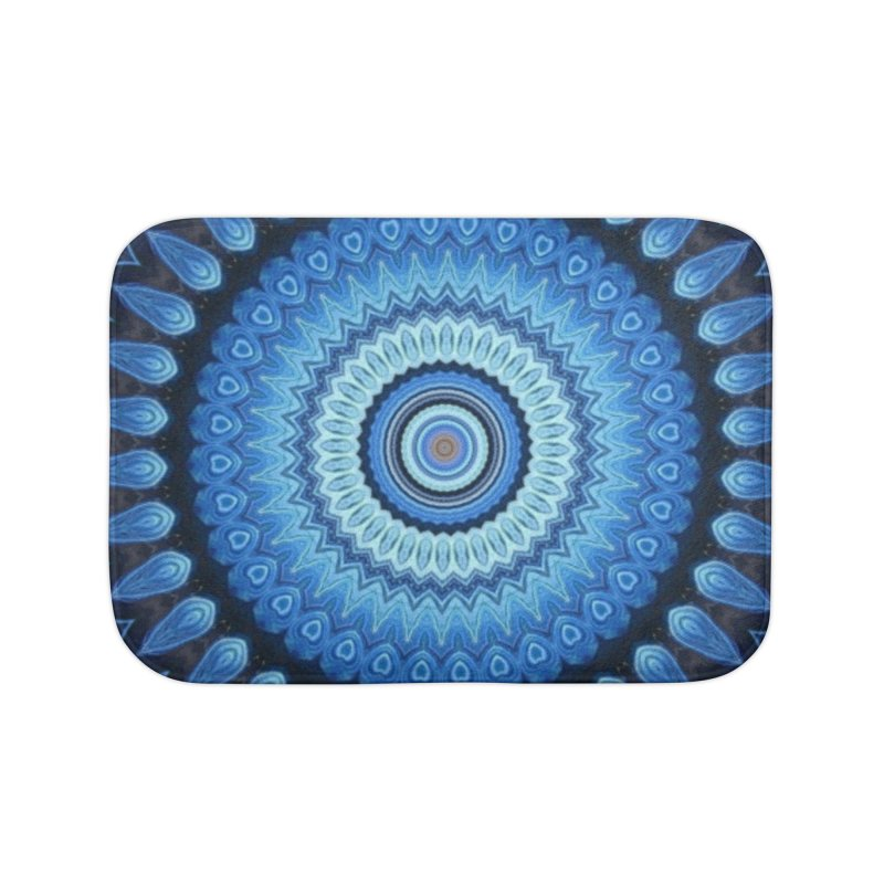 36th Way Home Bath Mat by Lady Ls Designs Artist Shop