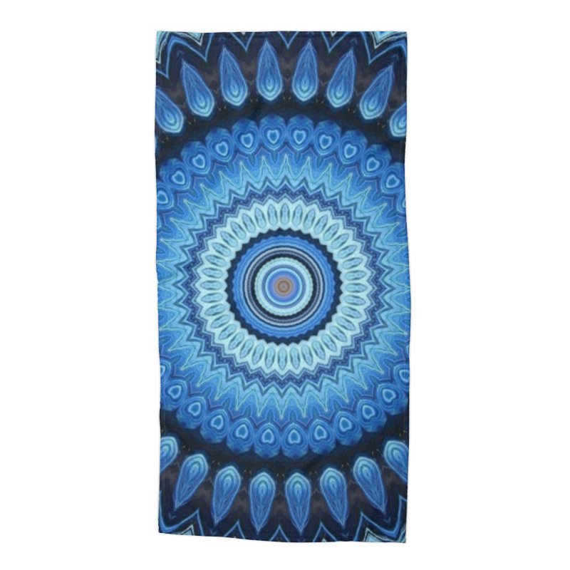 36th Way Accessories Beach Towel by Lady Ls Designs Artist Shop