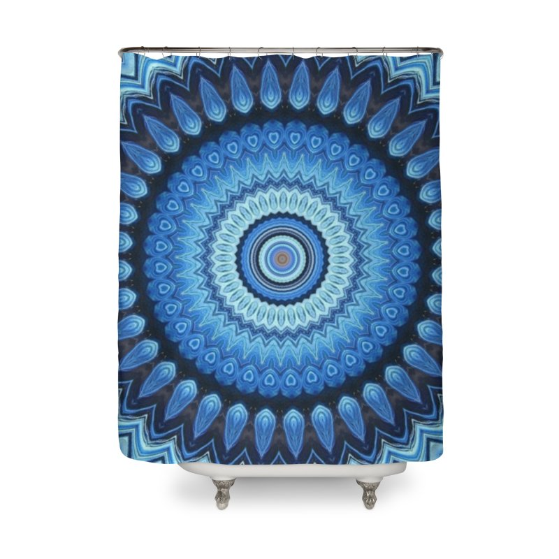 36th Way Home Shower Curtain by Lady Ls Designs Artist Shop