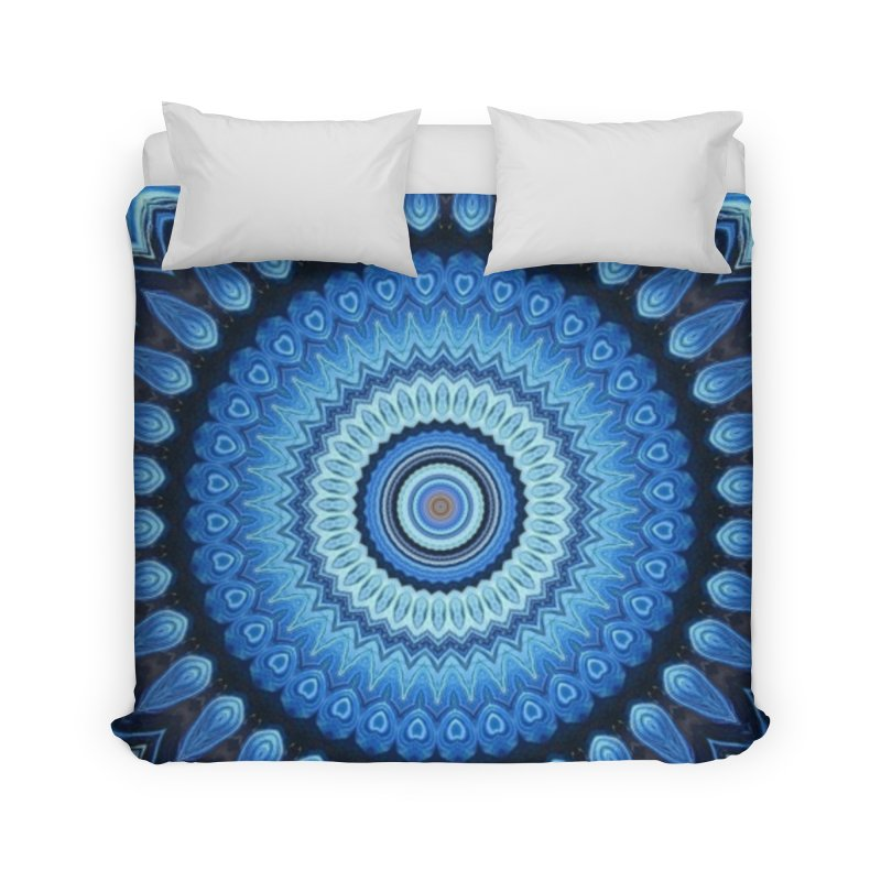 36th Way Home Duvet by Lady Ls Designs Artist Shop