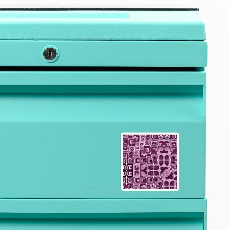 4 x 4 No More Accessories Magnet by Lady Ls Designs Artist Shop