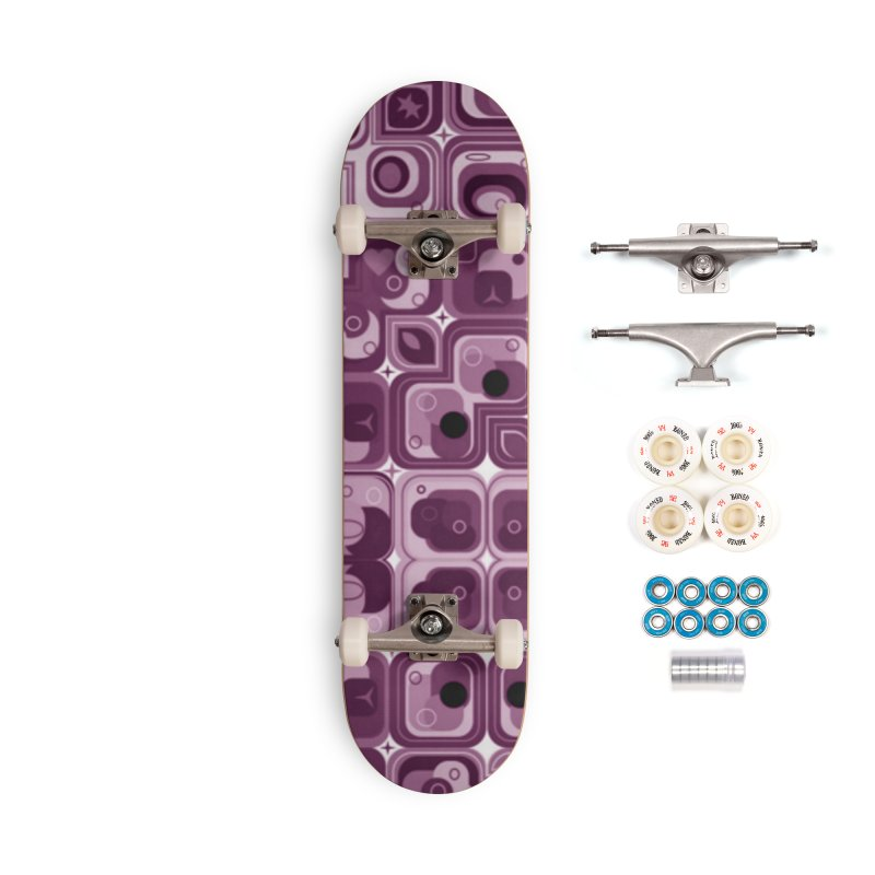 4 x 4 No More Accessories Skateboard by Lady Ls Designs Artist Shop