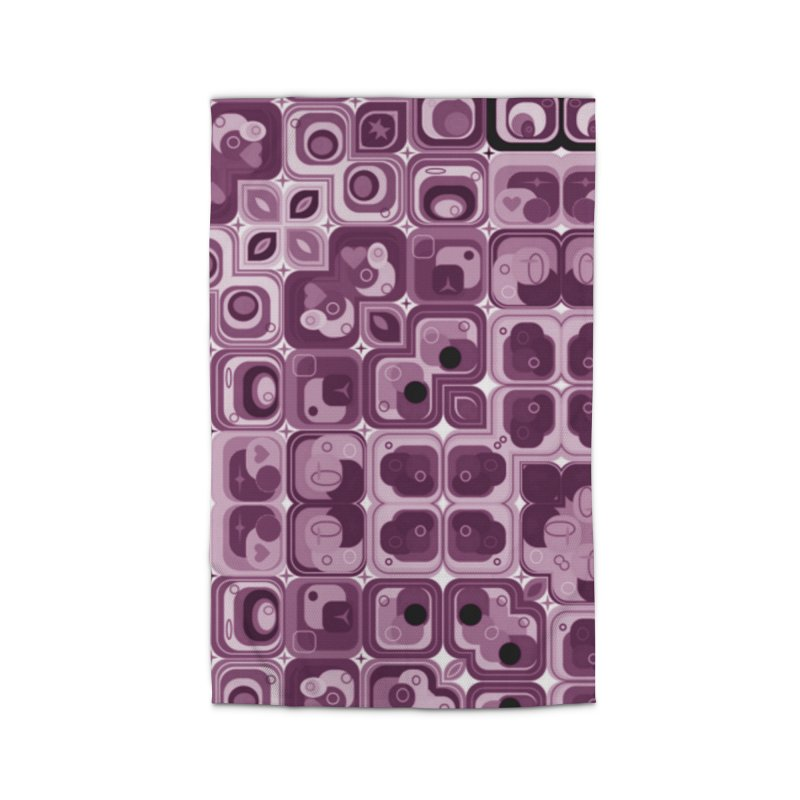 4 x 4 No More Home Rug by Lady Ls Designs Artist Shop