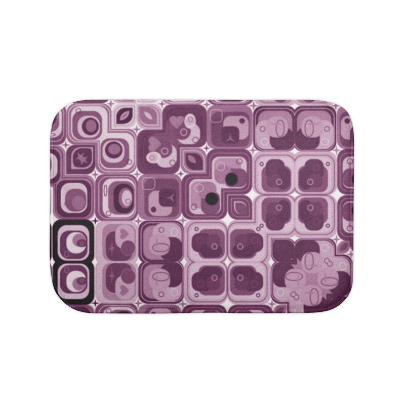4 x 4 No More Home Bath Mat by Lady Ls Designs Artist Shop