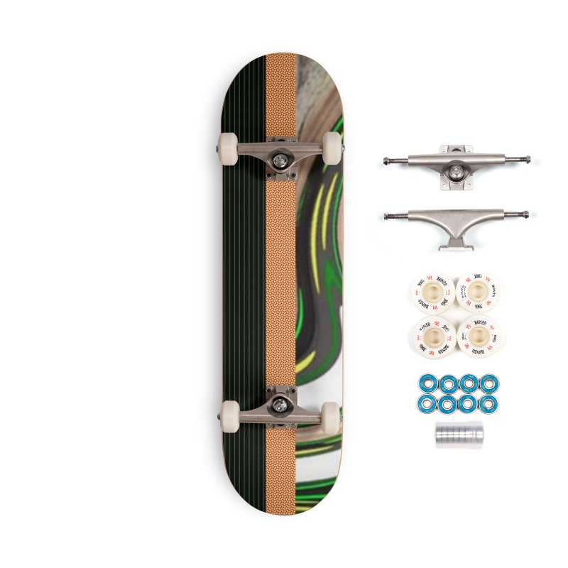 Whos Whooo 2 Accessories Skateboard by Lady Ls Designs Artist Shop