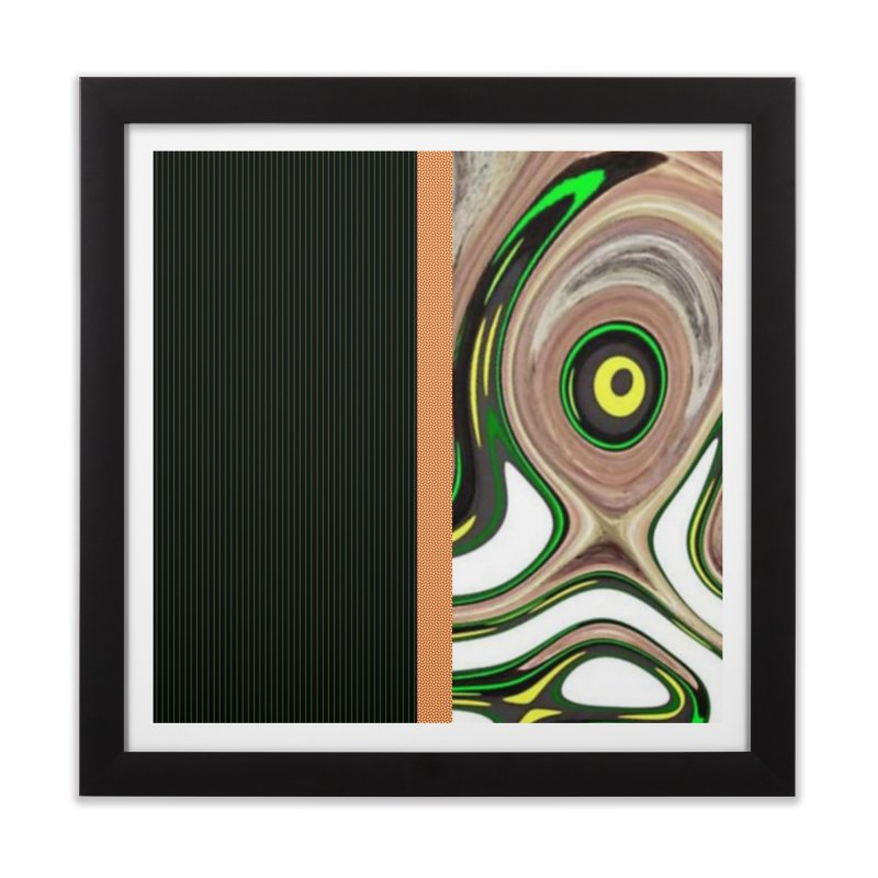 Whos Whooo 2 Home Framed Fine Art Print by Lady Ls Designs Artist Shop