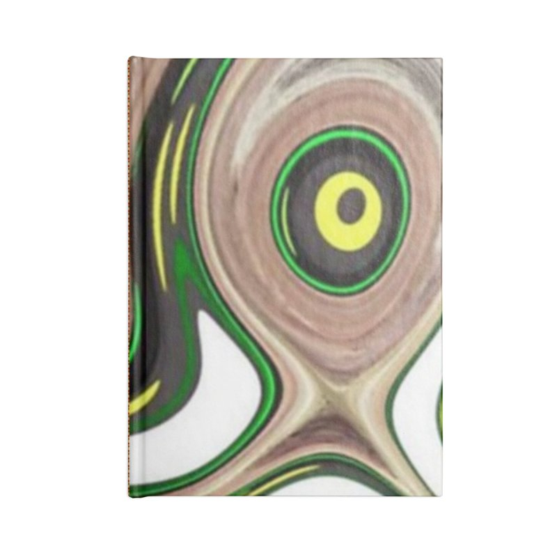 Whos Whooo 2 Accessories Notebook by Lady Ls Designs Artist Shop