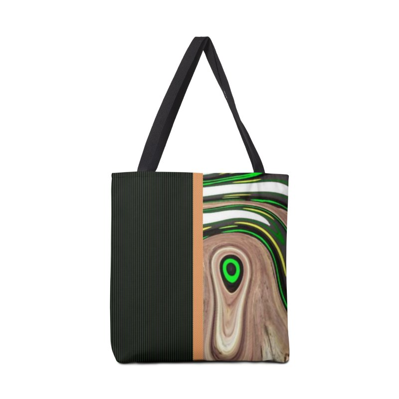 Whos Whooo 1 Accessories Bag by Lady Ls Designs Artist Shop