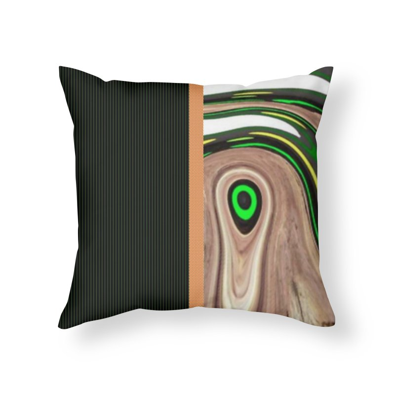 Whos Whooo 1 Home Throw Pillow by Lady Ls Designs Artist Shop