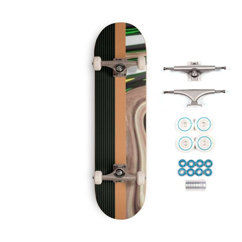 Whos Whooo 1 Accessories Skateboard by Lady Ls Designs Artist Shop