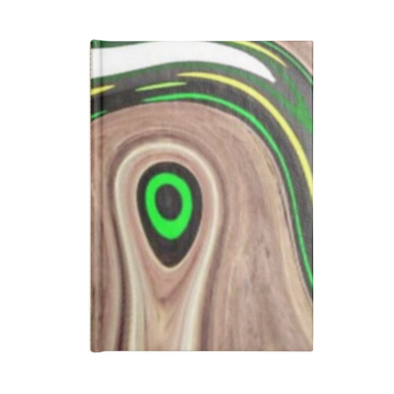 Whos Whooo 1 Accessories Notebook by Lady Ls Designs Artist Shop