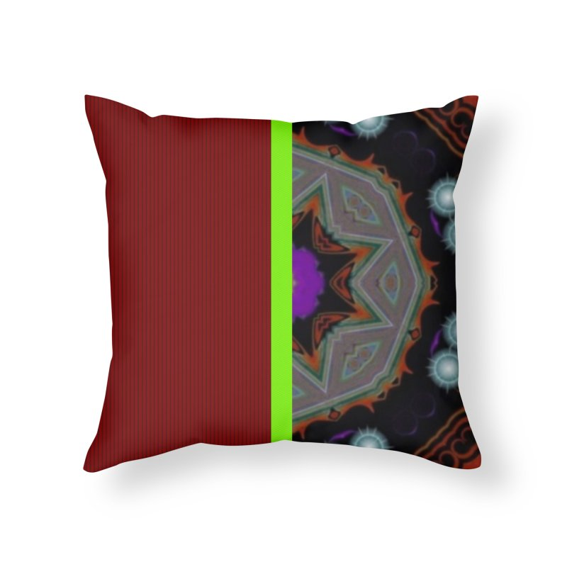 Vector Tango Home Throw Pillow by Lady Ls Designs Artist Shop