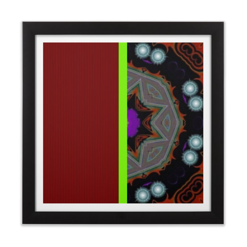 Vector Tango Home Framed Fine Art Print by Lady Ls Designs Artist Shop