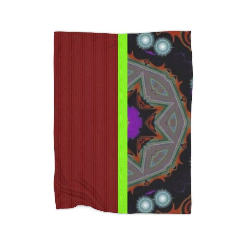 Vector Tango Home Blanket by Lady Ls Designs Artist Shop