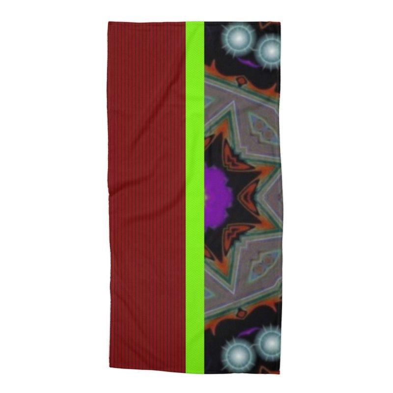 Vector Tango Accessories Beach Towel by Lady Ls Designs Artist Shop