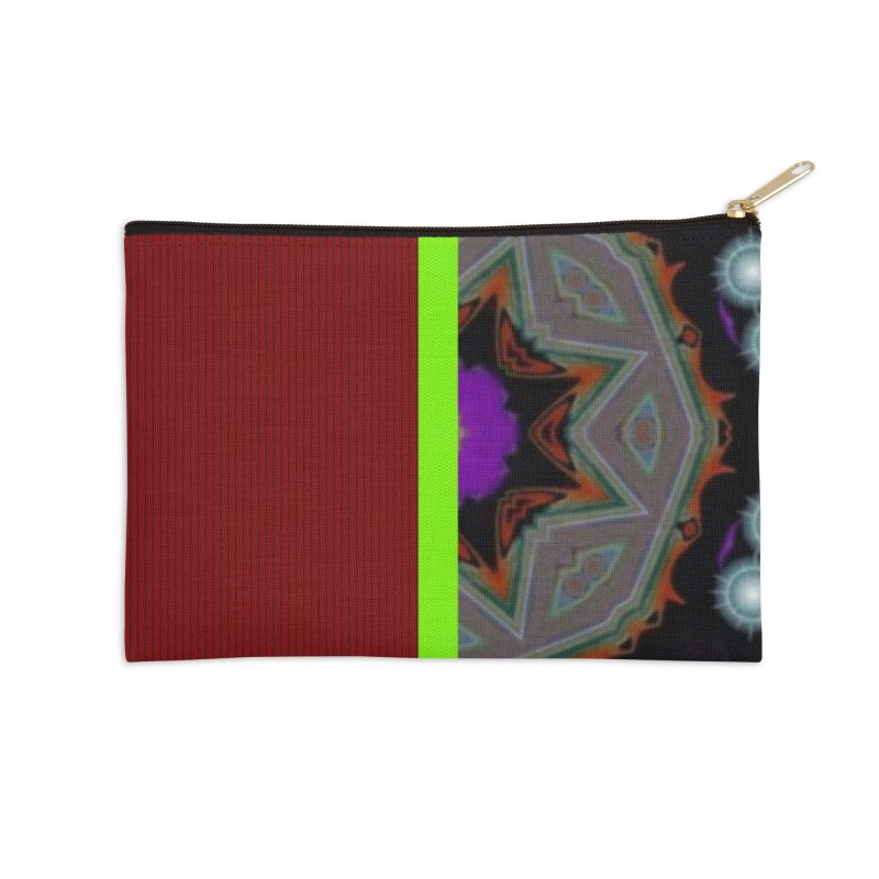 Vector Tango Accessories Zip Pouch by Lady Ls Designs Artist Shop
