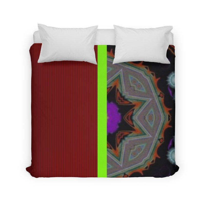 Vector Tango Home Duvet by Lady Ls Designs Artist Shop