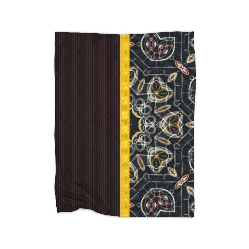 Tollan Explosion 1 Home Blanket by Lady Ls Designs Artist Shop