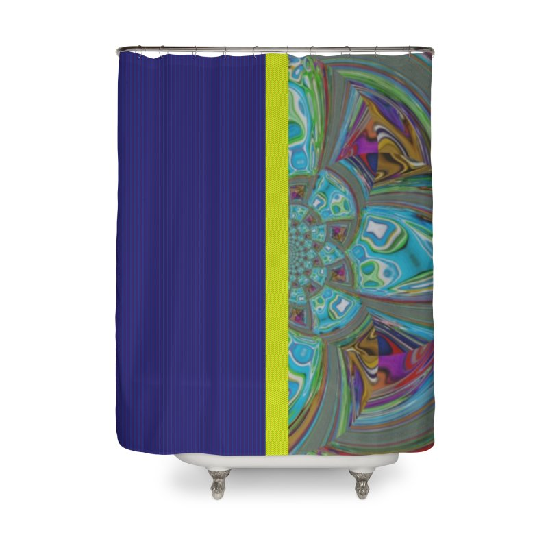 Tip Top T. Home Shower Curtain by Lady Ls Designs Artist Shop