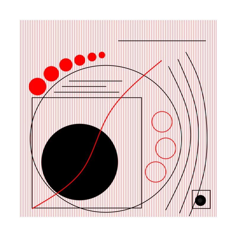 Sound Waves Home Fine Art Print by Lady Ls Designs Artist Shop