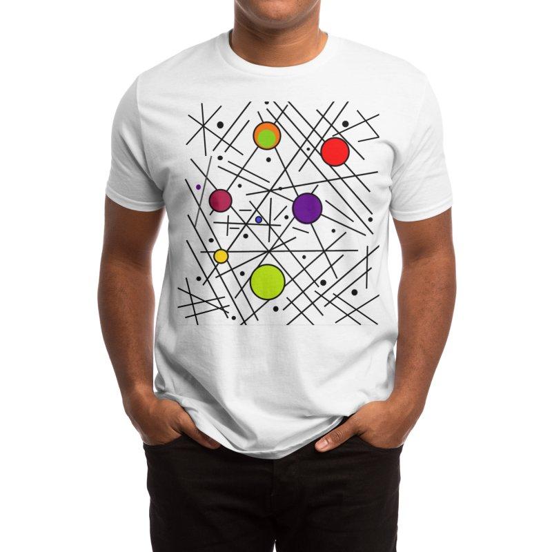 Seeing Spots Men's T-Shirt by Lady Ls Designs Artist Shop