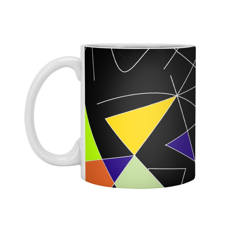 Let There Be Bright Accessories Mug by Lady Ls Designs Artist Shop