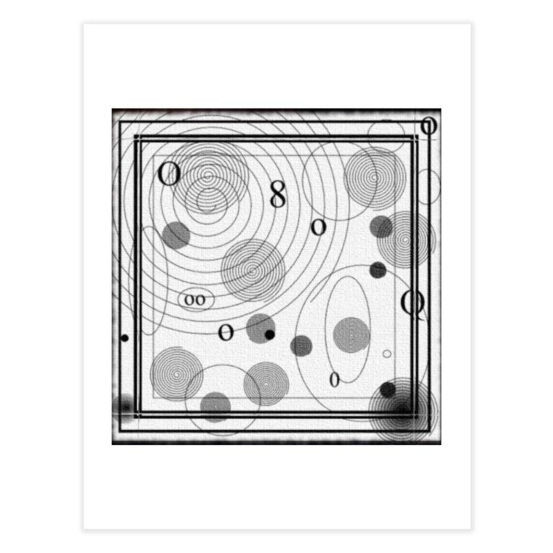 Coil Band Home Fine Art Print by Lady Ls Designs Artist Shop