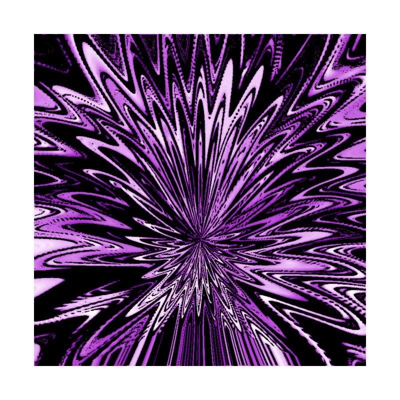 Purple Blaze Home Blanket by Lady Ls Designs Artist Shop