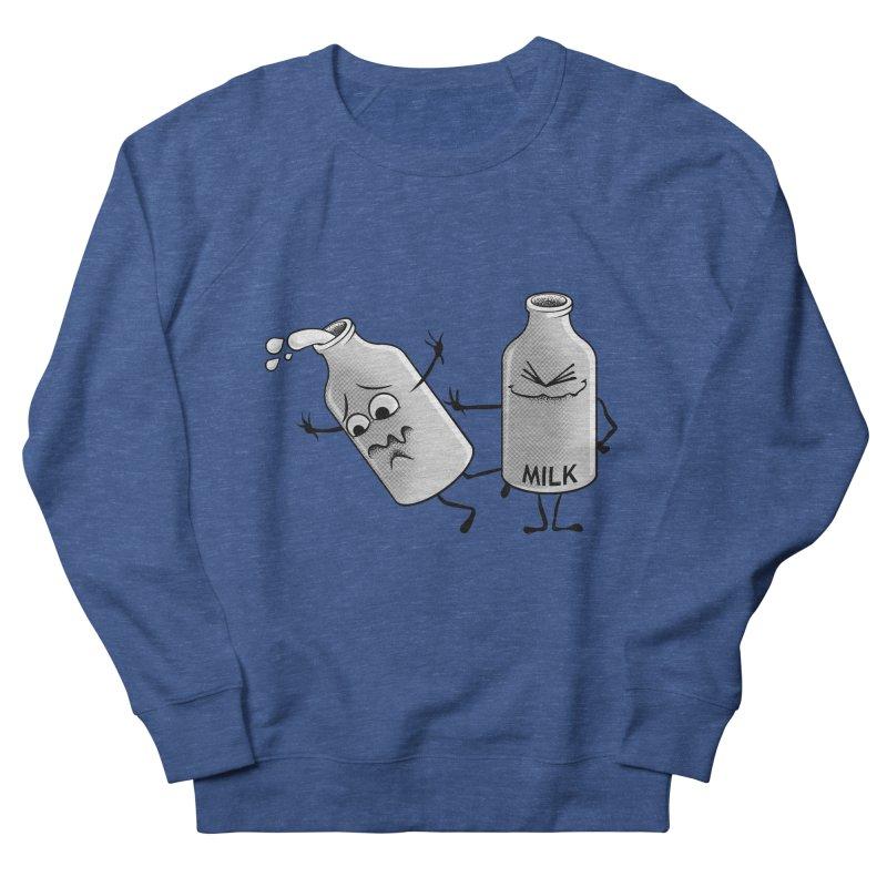 Bad Milk Women's Sweatshirt by laihn's Artist Shop