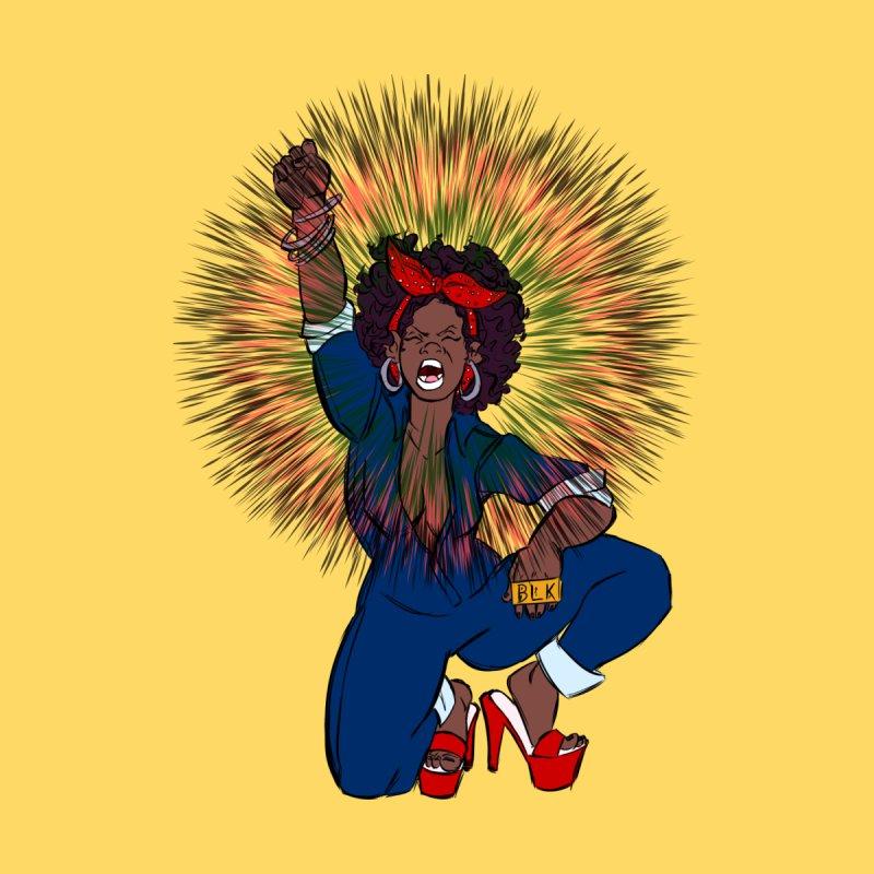CLICK ME TO BUY Black Woman's Roar by LAINWEAR