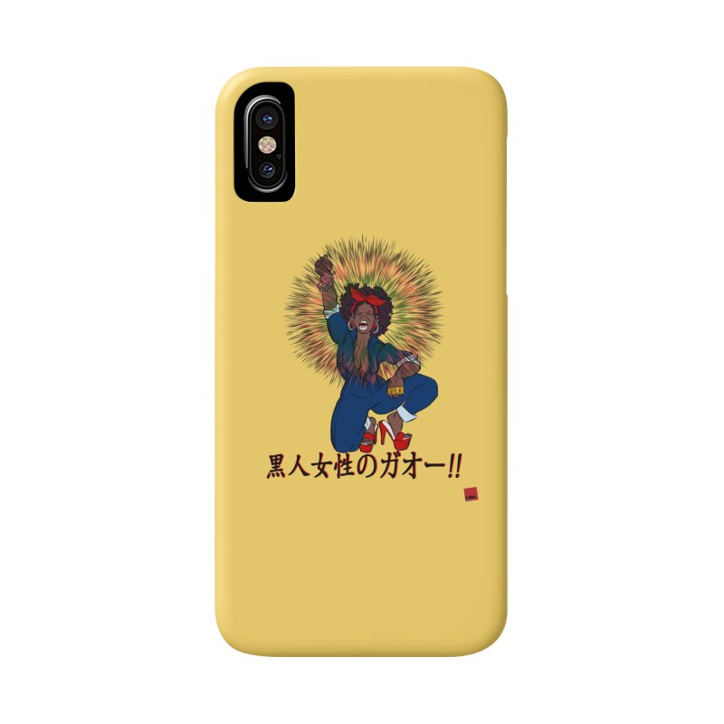 BLKWMN: Gao Edition Accessories Phone Case by rebelQuo