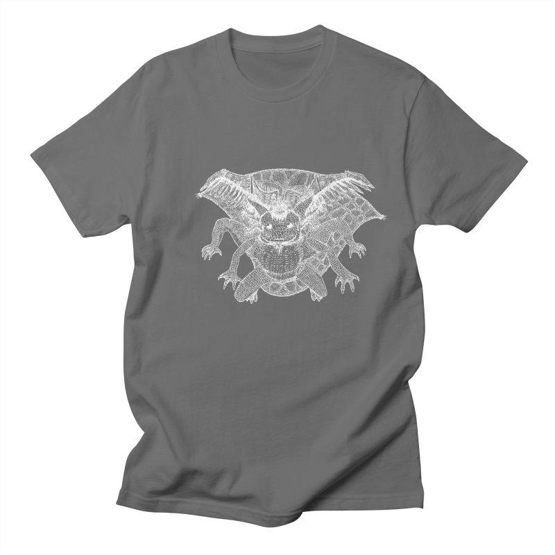 umatodo obscuro white line rafael pacha & angel g lajarin dream Men's T-Shirt by LajarinDream