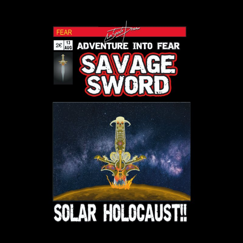adventure into fear savage sword by LajarinDream