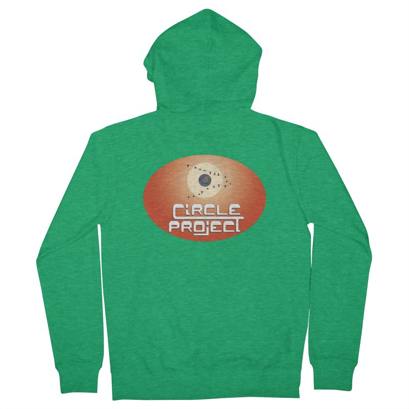 PC30 - Circle Project Women's Zip-Up Hoody by LajarinDream