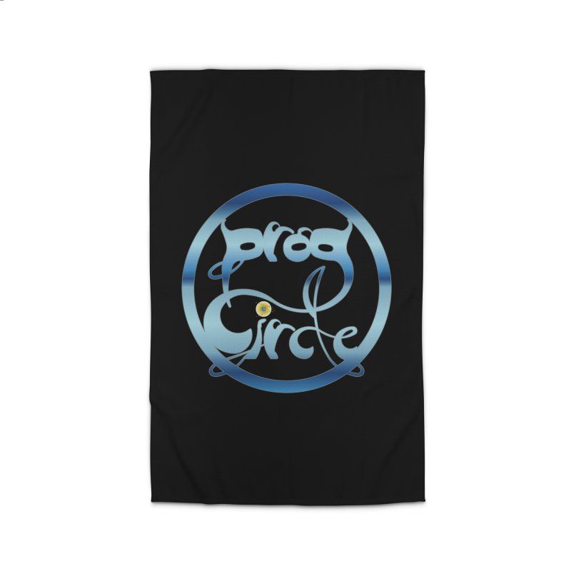 PC15 Prog Circle OFFICIAL BLUE NONENIANO Home Rug by LajarinDream