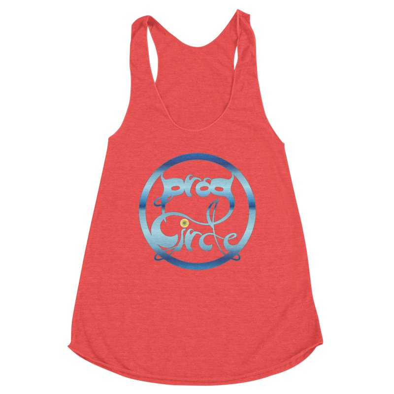 PC15 Prog Circle OFFICIAL BLUE NONENIANO Women's Tank by LajarinDream